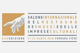 Salone Internazionale del Restauro, Ferrara 21-23 marzo