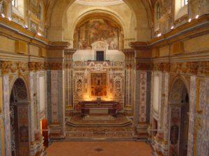 INCONTRO AL RESTAURO – II ciclo Ultimo appuntamento nella chiesa di Donnaregina