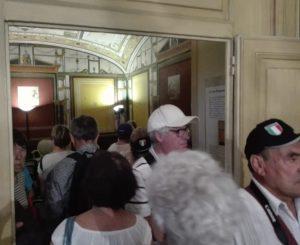Grande successo di pubblico per le aperture straordinarie di giugno nelle Sale pompeiane del Palazzo Reale di Napoli