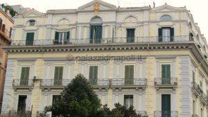 Palazzo Nunziante, via Domenico Morelli 5/7, possibilità di visita il primo lunedì del mese
