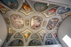 INCONTRO AL RESTAURO –  III ciclo: 05 aprile / Polo Umanistico Liceo Antonio Genovesi, ore 15. L'oratorio dei cavalieri e quello delle dame