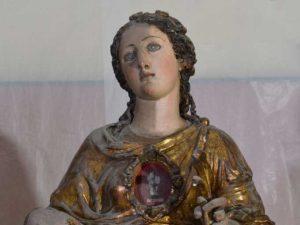 INCONTRO AL RESTAURO –  10 maggio ore 12.45 Chiesa del Gesù. Culto delle reliquie e devozione: la conservazione e il restauro delle lipsanoteche del Gesù Nuovo