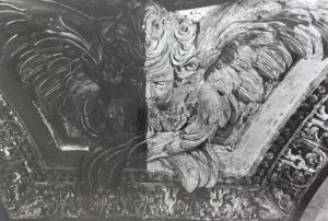 INCONTRO AL RESTAURO –  III ciclo. Un fuoco sui restauri: la sacrestia e l'incendio del 1962-17 maggio 2019 / Chiesa del  Gesù Nuovo. Sacrestia, ore 12.45