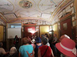"""progetto """"Aperture straordinarie"""": Le Sale Pompeiane della Soprintendenza aperte sabato 13 luglio, domenica 21 luglio DALLE ORE 9.00 ALLE ORE 13.00"""