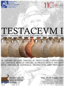 Testaceum I – Convegno, Pisa 25-26 maggio 2021